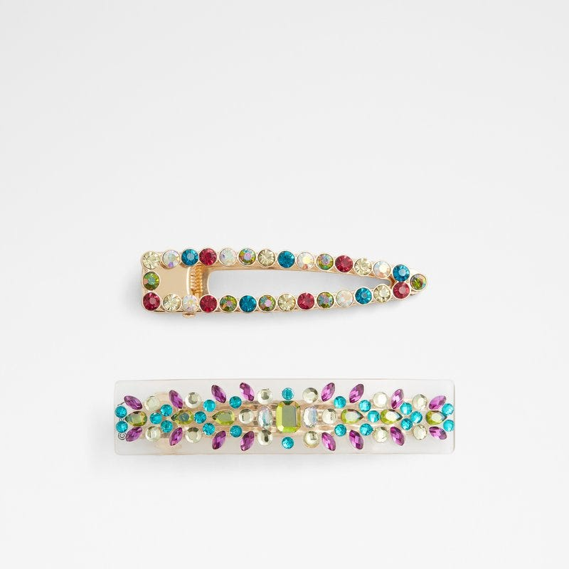 Accessories | Hairpins: Bedazzled