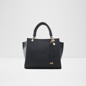 aldo singapore women's tote handbag with zipper online black 1