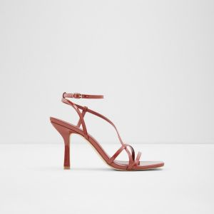 aldo singapore fashion open toe ankle strap high heel for women online red 1